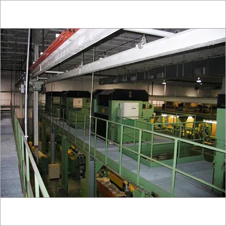 Van De Wiele Jacquard Weaving Machines