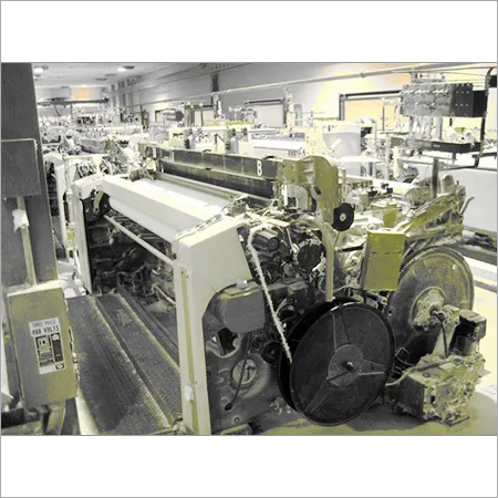 Used Picanol Omni Airjet Loom Supplier & Trader in Mumbai