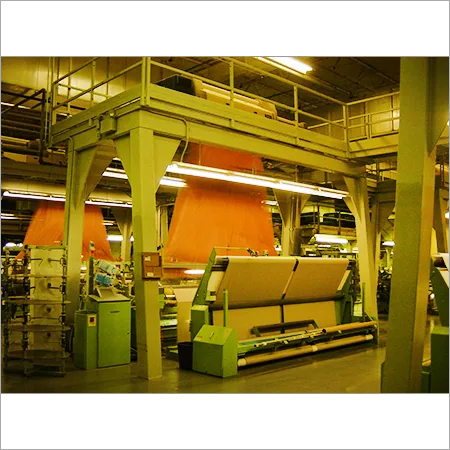 Dornier Air Jet Jacquard Weaving Machines
