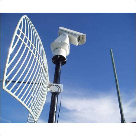 Wireless City Surveillance