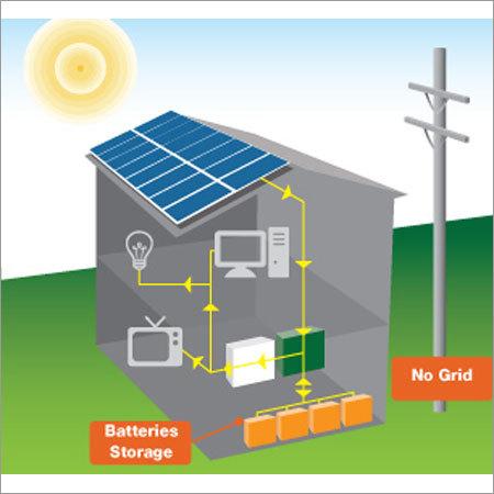 Off Grid Solar Energy Solution