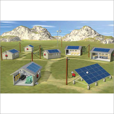 Rural Solar Energy Solution