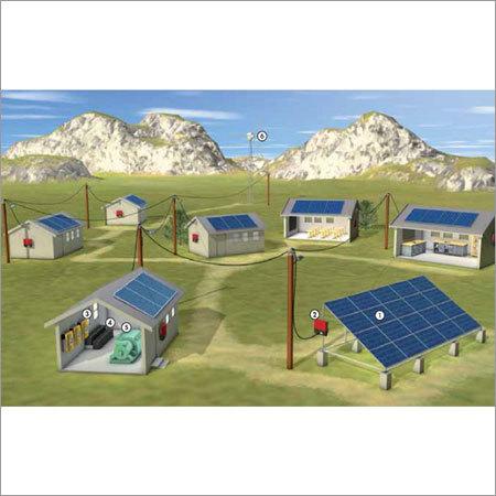 Rural Solar Energy Solution