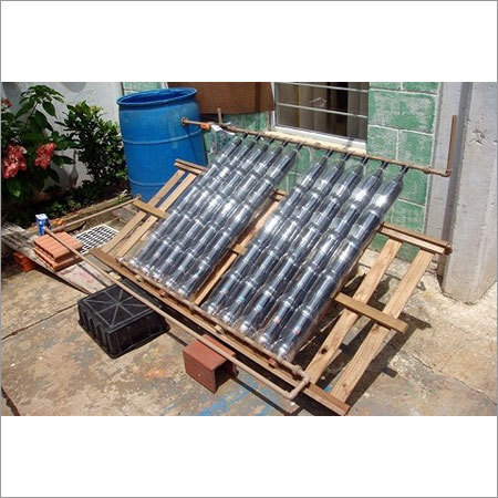 Solar Water Heating Solution