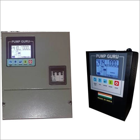 3 Phase Pump Controller Solution