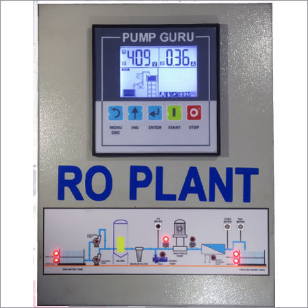 RO Plant Pump Controller Solution