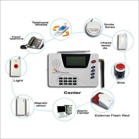 Burglar Alarm Solution