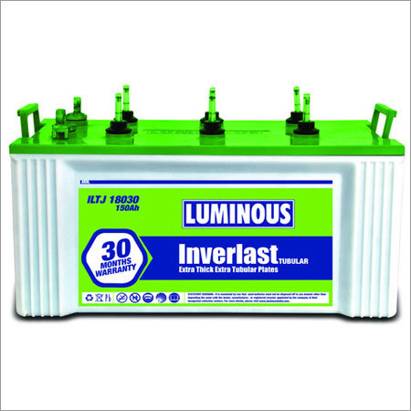 Luminous Inverter Betteries