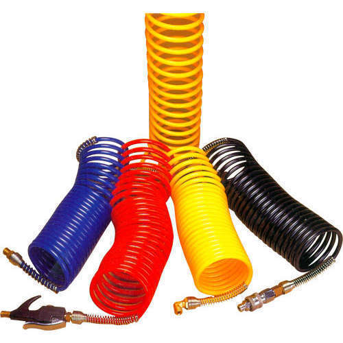 Polyurethane Recoil Hose Assembly