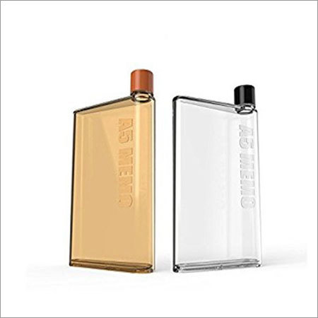 A5 Memo Notebook Bottle