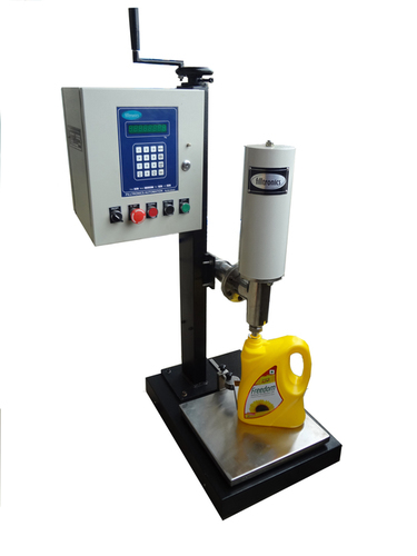 Single Head Liquid Filling Machine