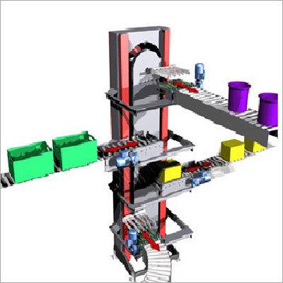 Automatic Vertical Elevator