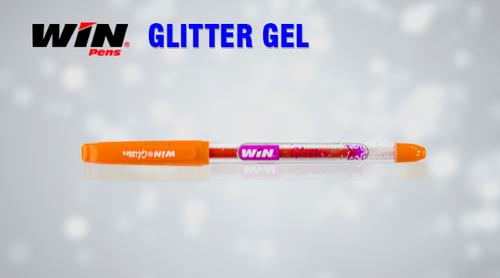 Win Glitter Gel Pen