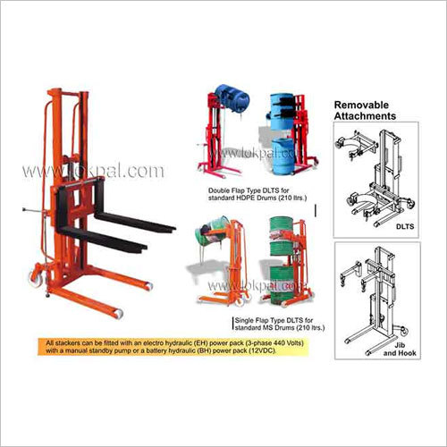 Adjustable Fork Stacker
