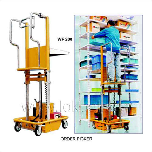 Order Picker Low HT