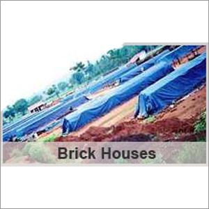 Bricks Tarpaulin Cover