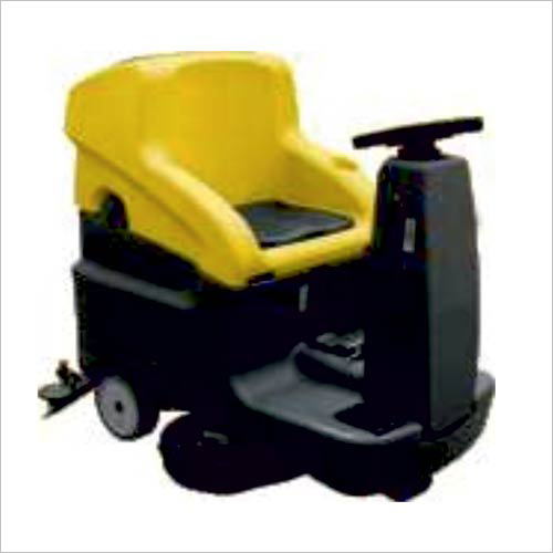 RIDE-ON SCRUBBER DRIER (COMFORT XXS66)
