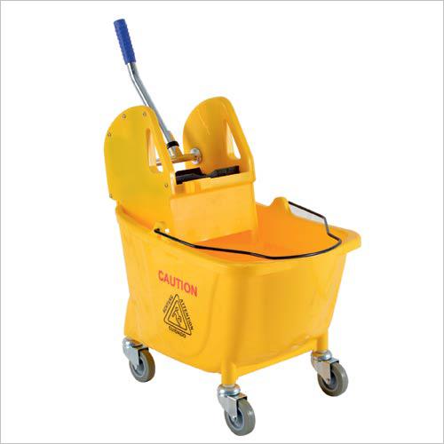 Single Wringer Bucket Trolley
