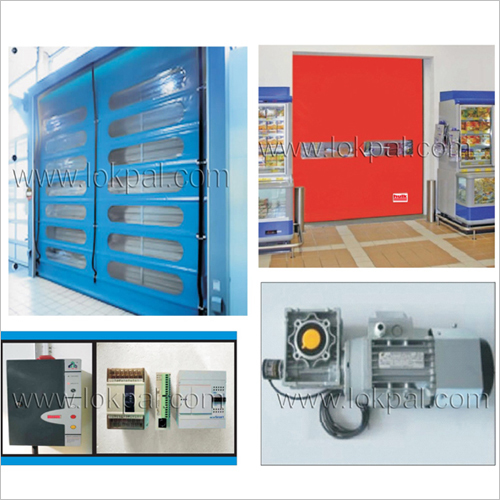 High Speed Industrial Doors
