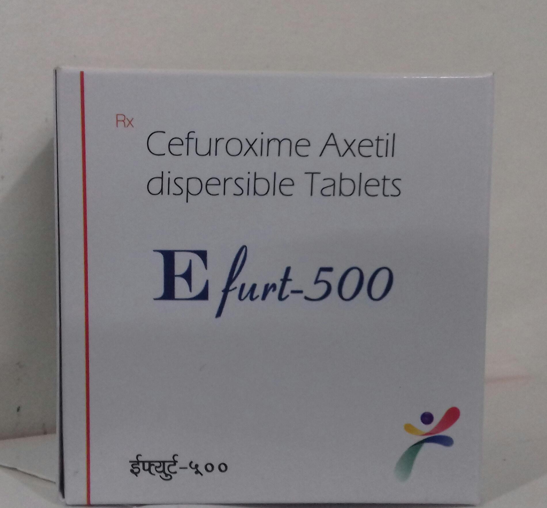 Cefuroxime 500 Tablet