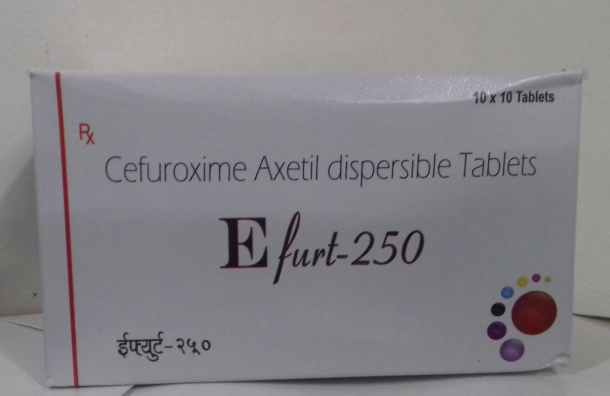 Cefuroxime Tablet