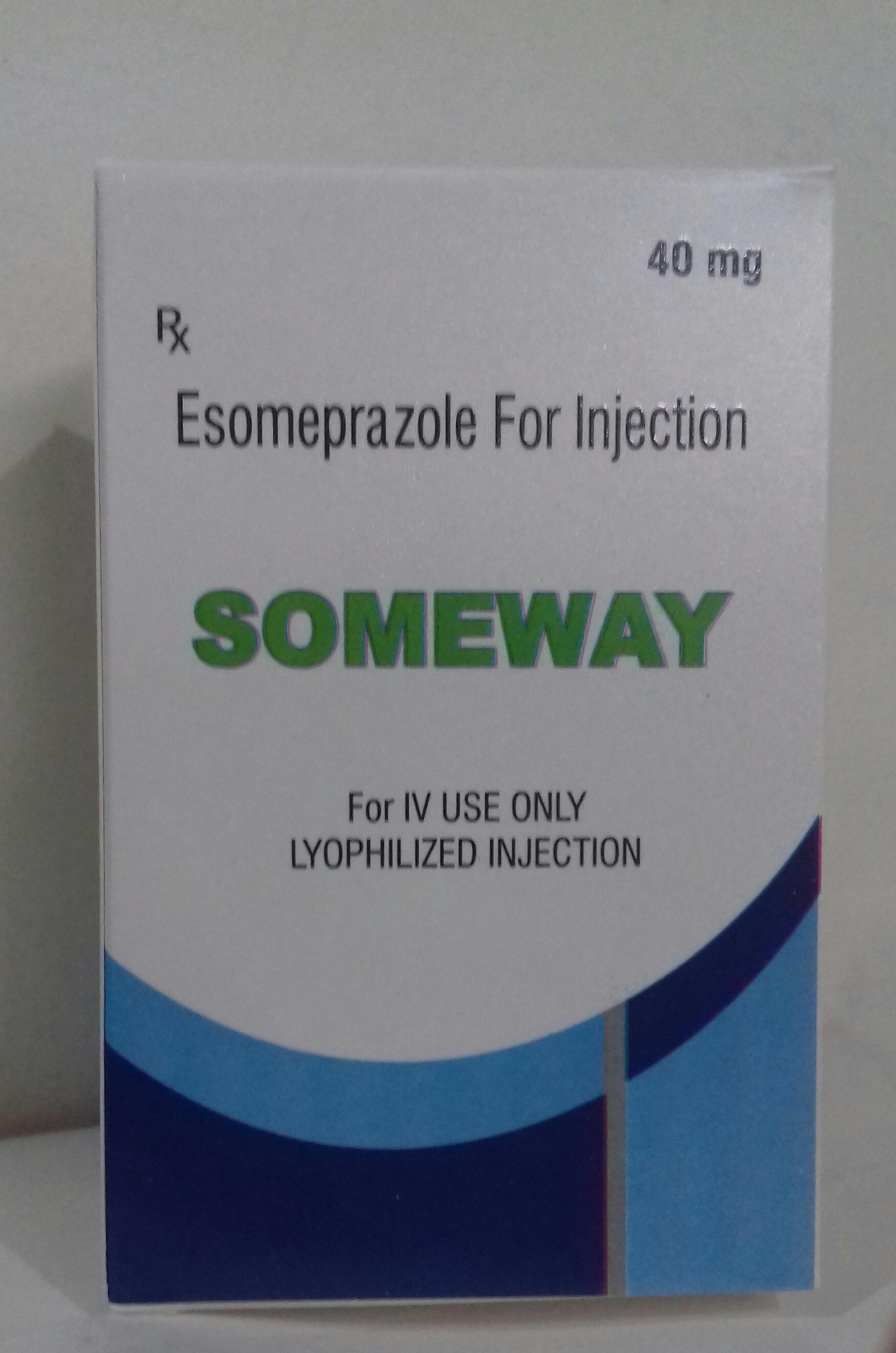 Esomeprazole Injection