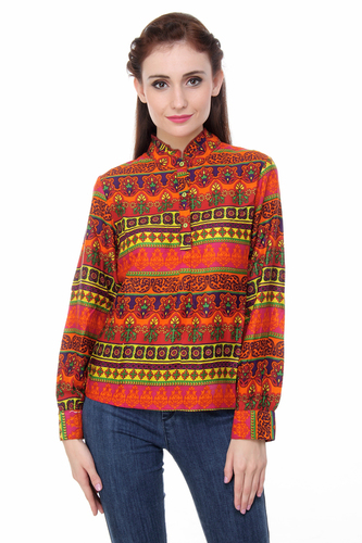 Colorful Short Shirt