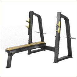 Flat Weight Bench Press