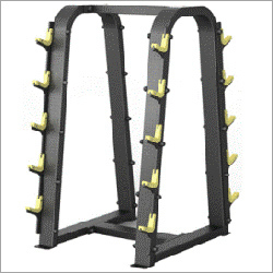 Double Barbell Stand