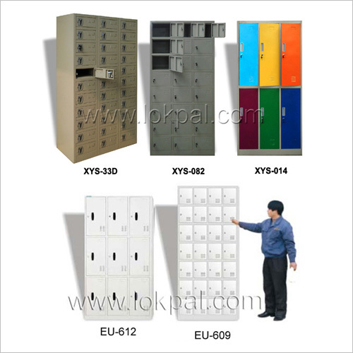 Locker and Wall Cabinet
