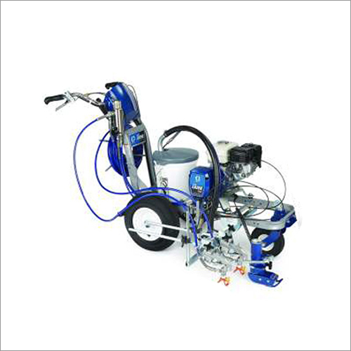 Cold Paint Lining Machine - Graco Line Lazer