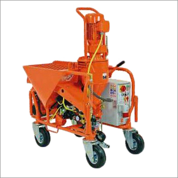 PFT G 4 Plaster Spraying Machines1