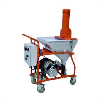 Gypsum Plaster & Texture Spraying Machine