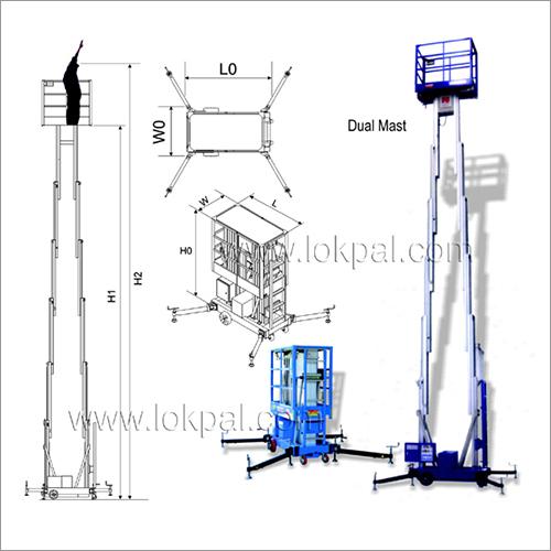 Aerial Platform Multi