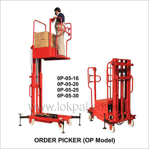 Order Picker OP Model