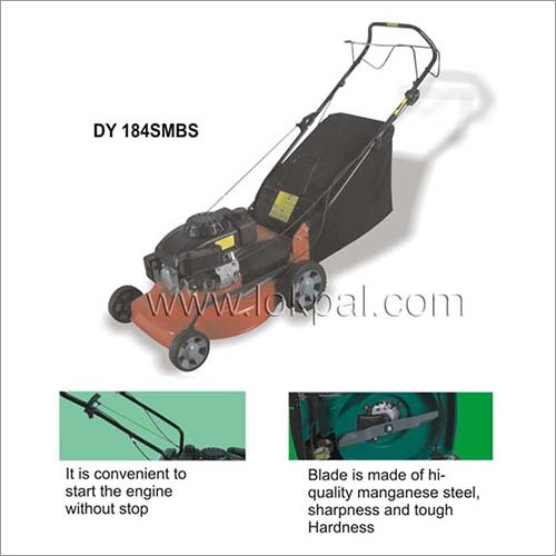 Gasoline Lawn Mower (DY 184 SMBS)