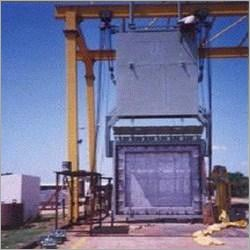 Shut Off Damper And Guillotine Dampers