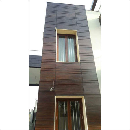 Exterior HPL Wooden Sheet