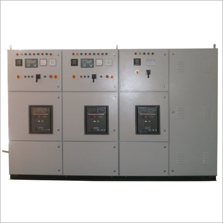 Automatic Mains Failure Control Panel
