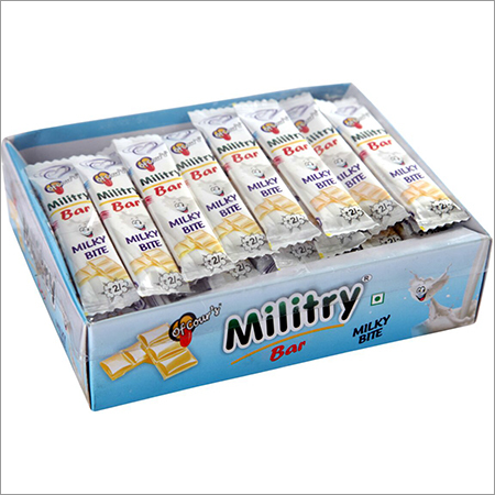 Militry Bar Milky Bite