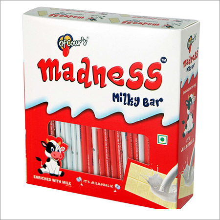 Madness Milky Bar