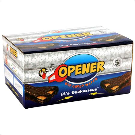 Opener Dip Choco Wafer
