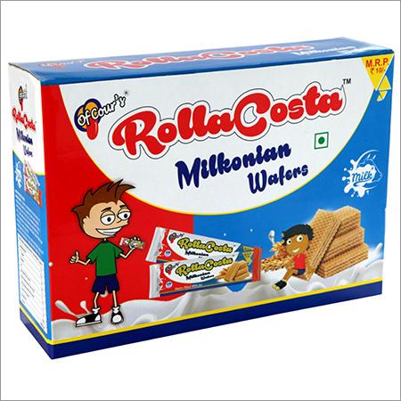 Rolla Costa Milkonian Wafers