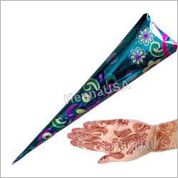 Rolled Henna Cone