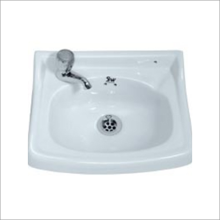 Wall Mounted Ceramic Wash Basin