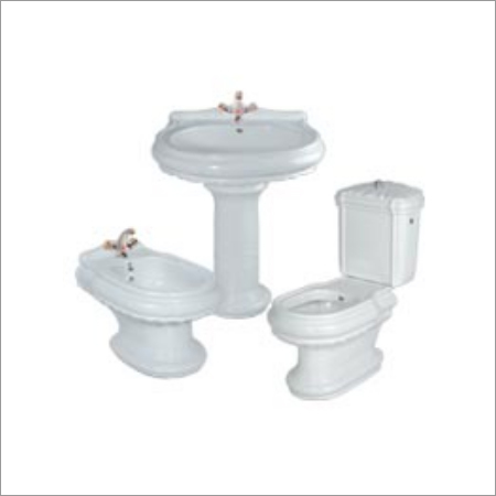 Rado Ceramic Sanitary Ware Set