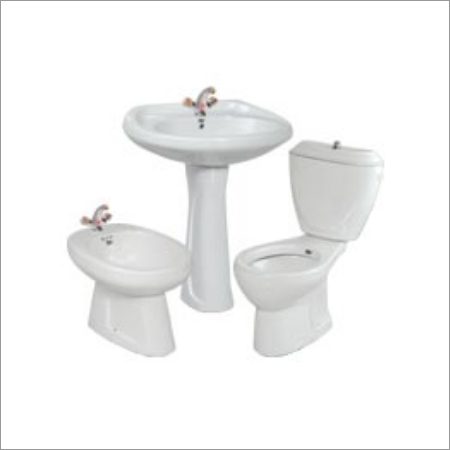 Romeo Ceramic Sanitary Ware Set