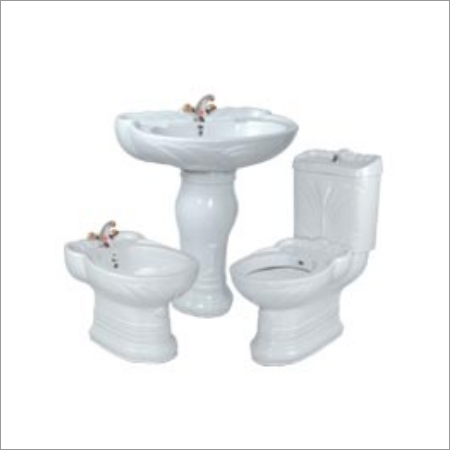 Roseli Ceramic Sanitary Ware Set