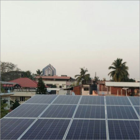 Industrial Solar Panel Generating System