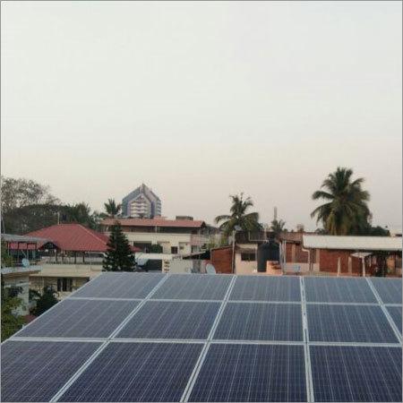 Solar Power Generating Systems